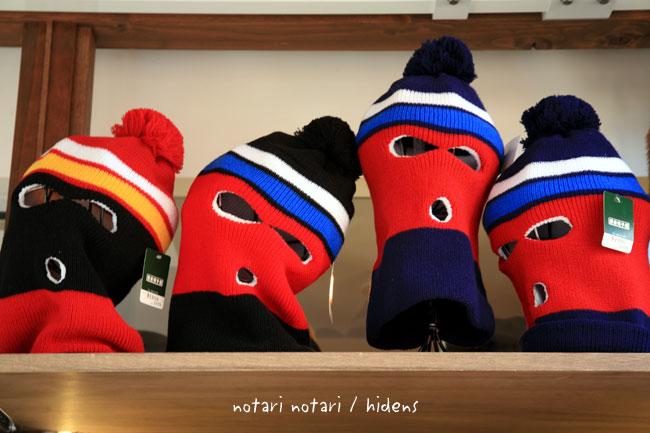 鎌倉 小町通の帽子屋さん